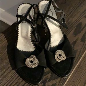 Shoes - Vintage Made in Italy Sandals